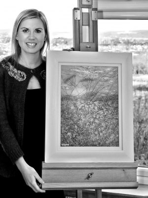 Picture of artist Kirsty Dingwall